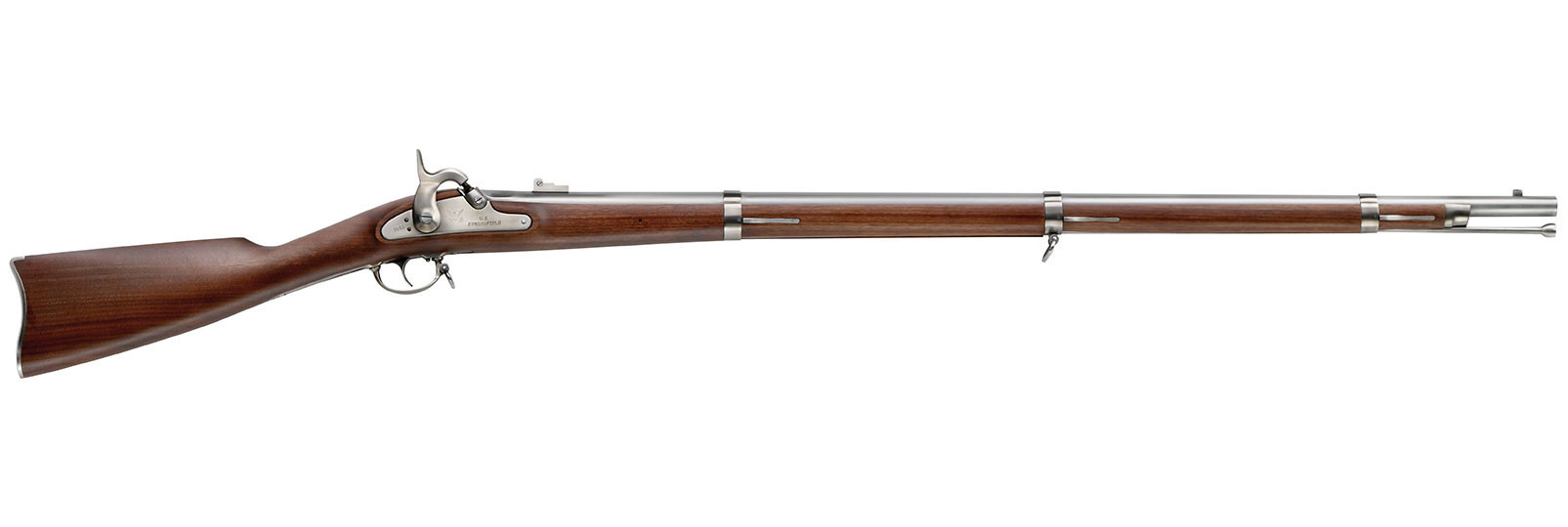 Springfield 1861 US Percussion Rifle