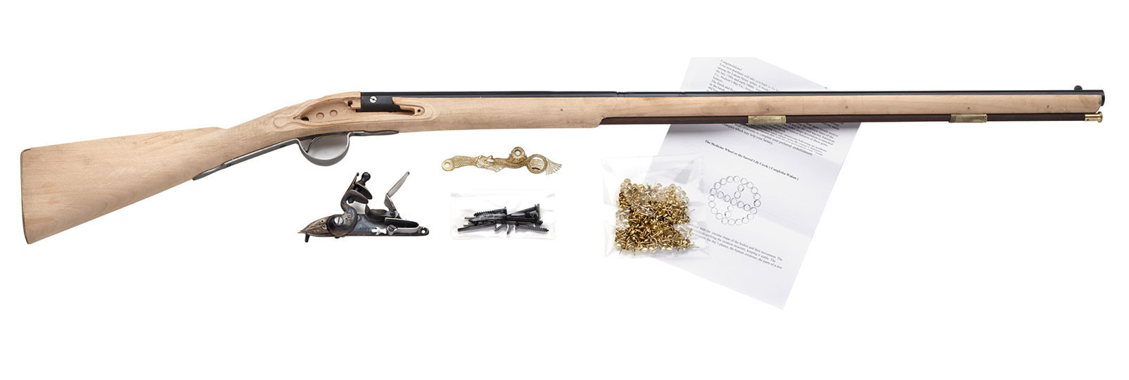 Muzzleloading Kit Rifles