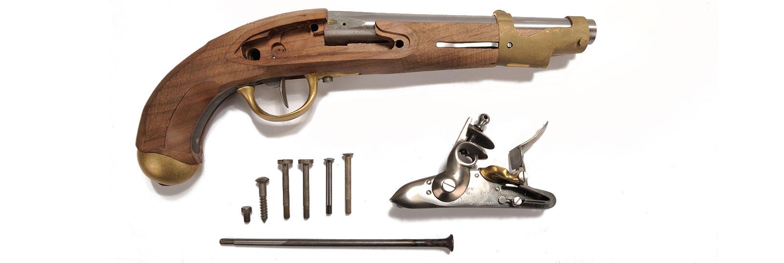 Pistolet An IX Kit