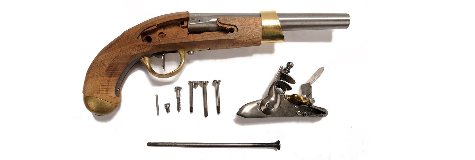 Pistolet An XIII Kit