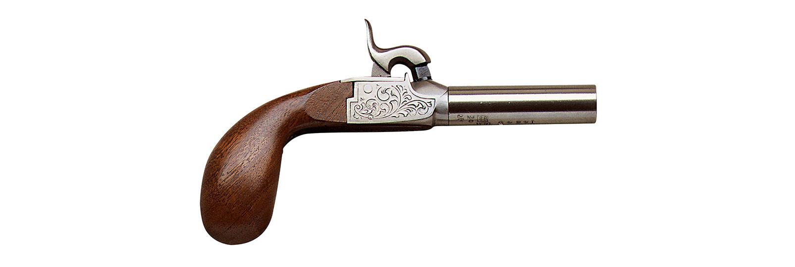 Pistola Derringer Liegi DELUXE