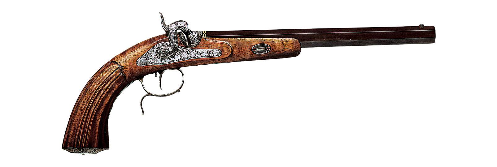 Mang in Graz DELUXE Pistol