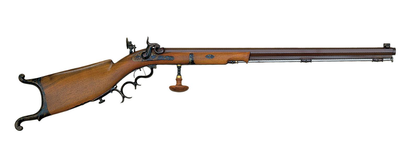 Bristlen morges rifle  44 c.