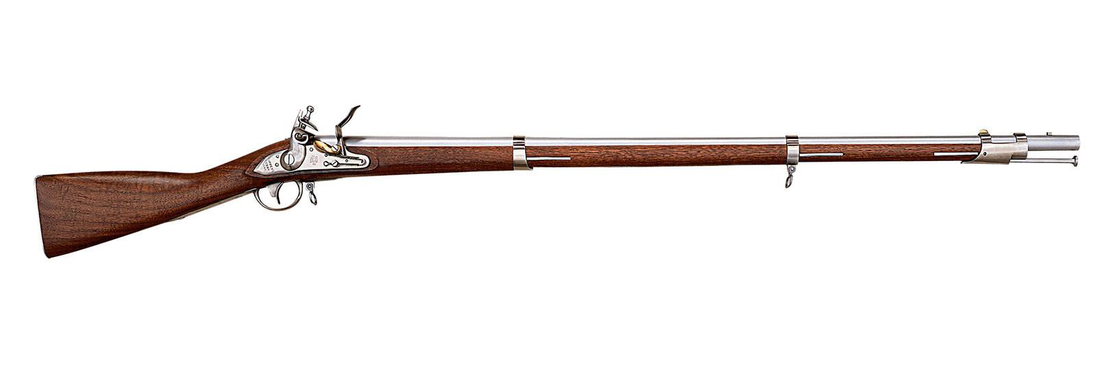1816 Harper's Ferry Rifle flintlock model