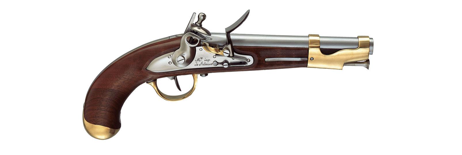 An IX Pistol