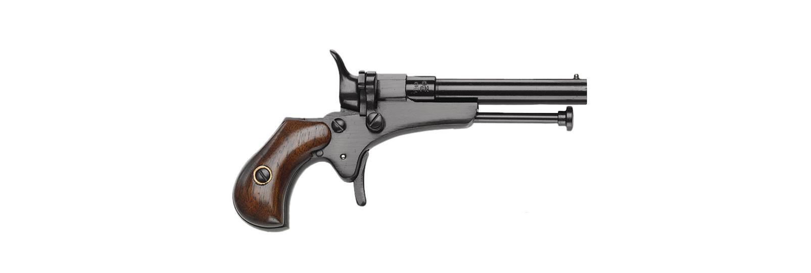 Pistola Derringer Guardian n.11