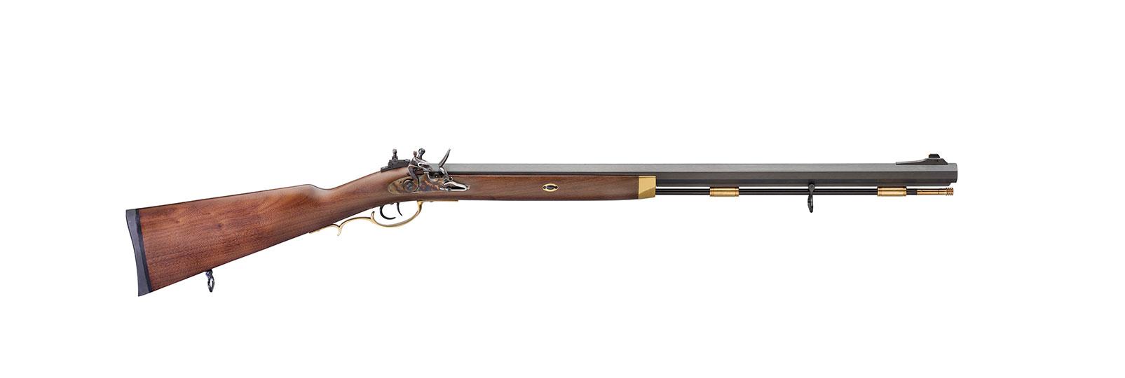 Traditional Hawken Hunter Rifle flintlock model