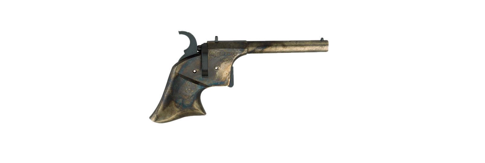 S.351 - Derringer Rider Jaspé