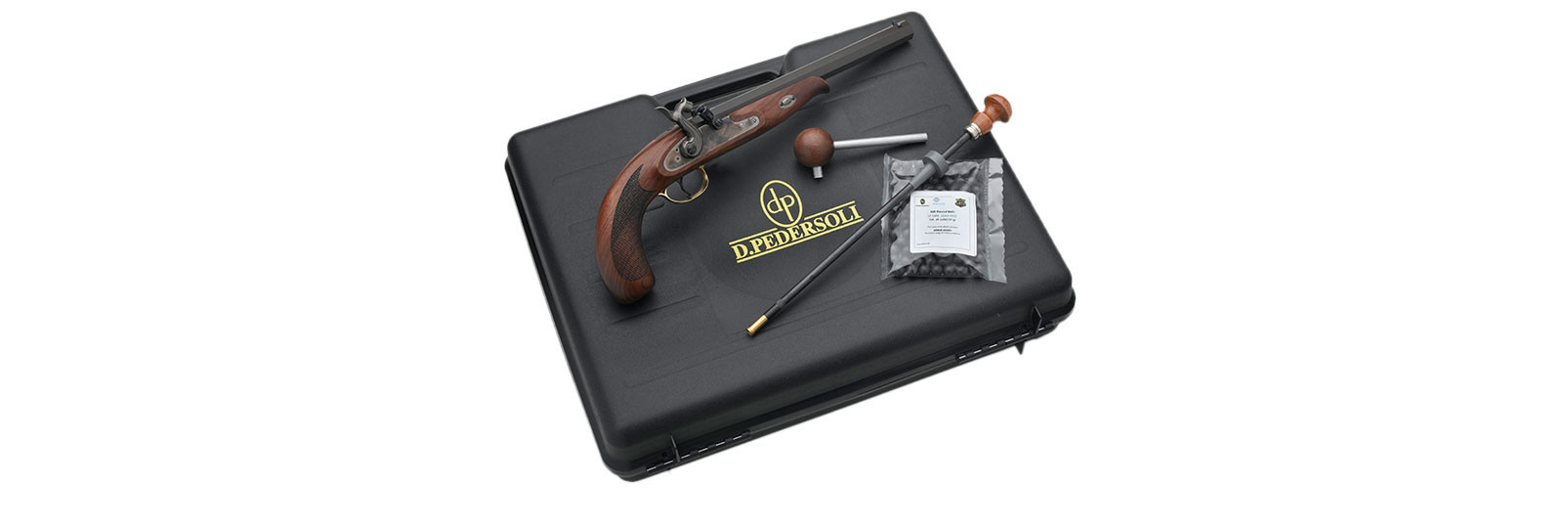 Set pistola Continental Duelling indoor
