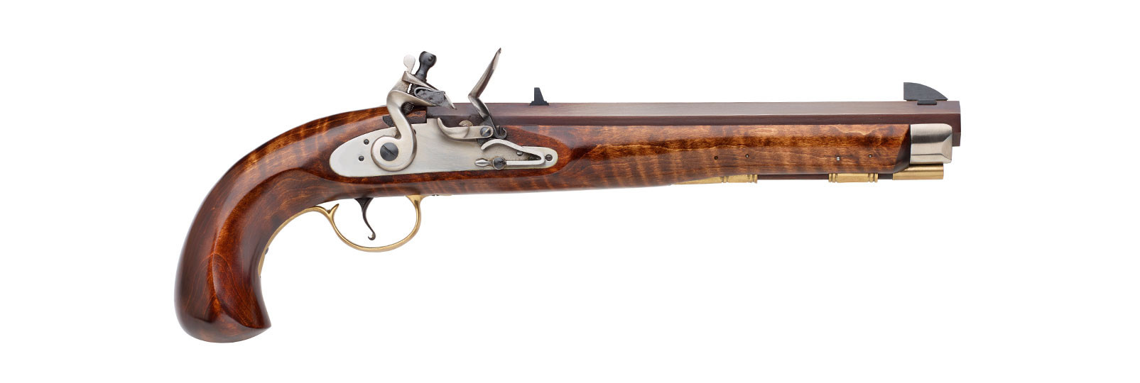 "Kentucky ""Maple"" Pistol flintlock model"
