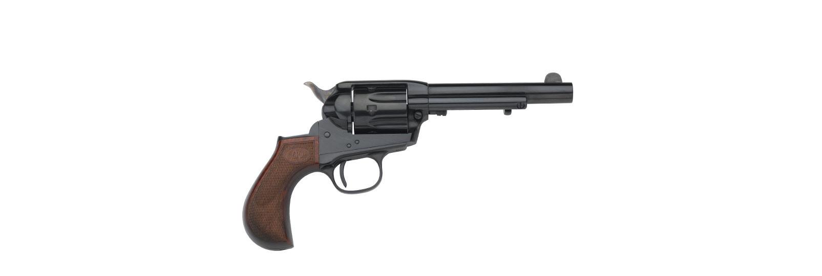 "Doc Holliday Revolver blued 5"""