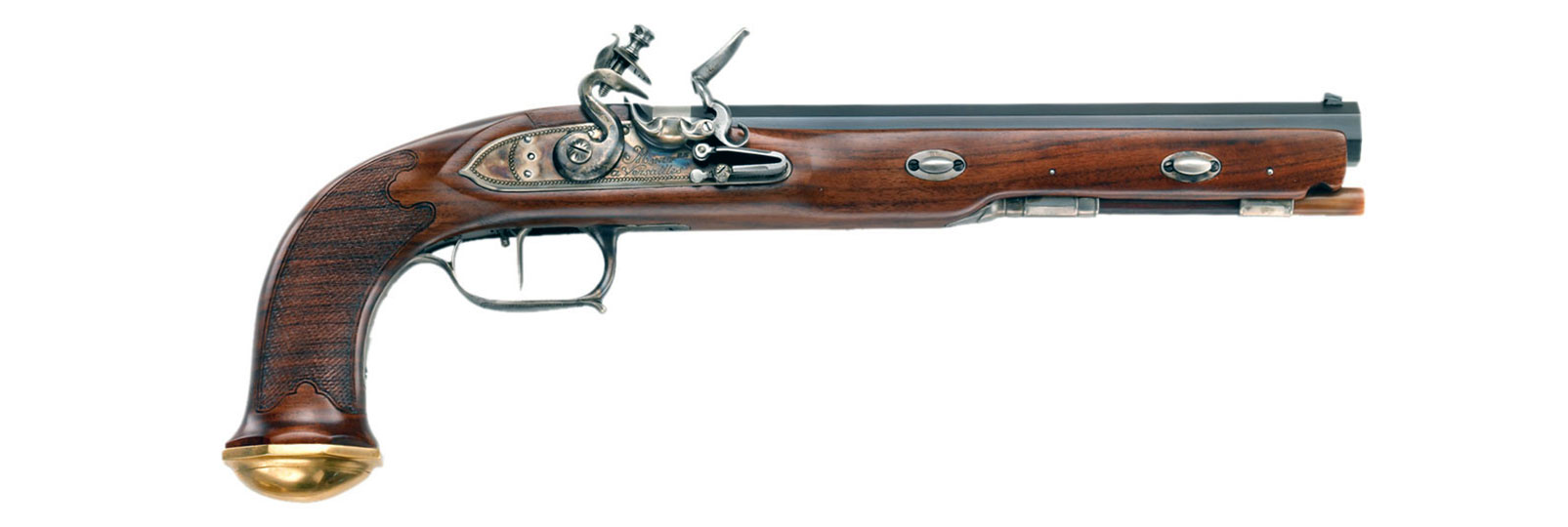 Boutet 1er Empire Pistol flintlock model