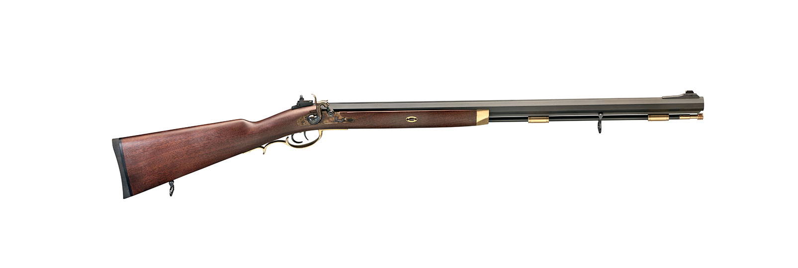 Traditional Hawken Hunter Rifle percussion model