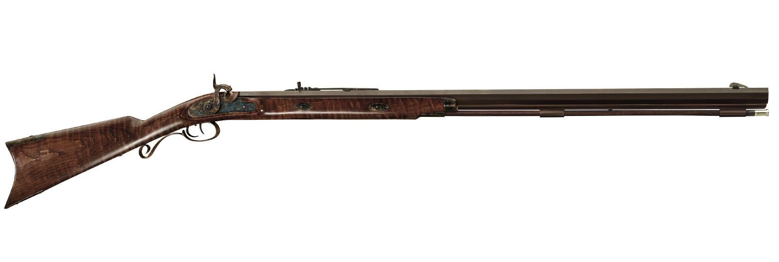 "Missouri River Hawken ""maple"" Rifle"