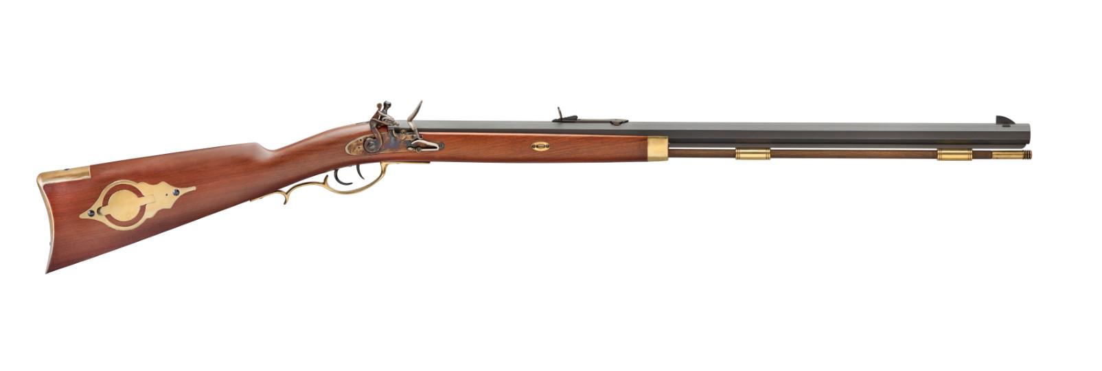 Traditional Hawken Target Rifle flintlock model